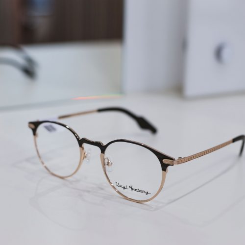 Vinyl Factory products available at Ian Frame EyeCare