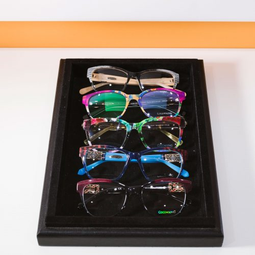Coco Song products available at Ian Frame EyeCare