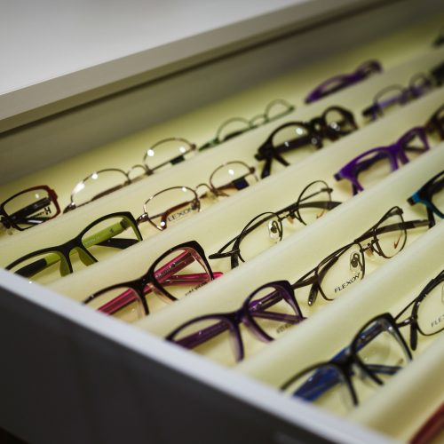 Nike Flexon products available at Ian Frame EyeCare